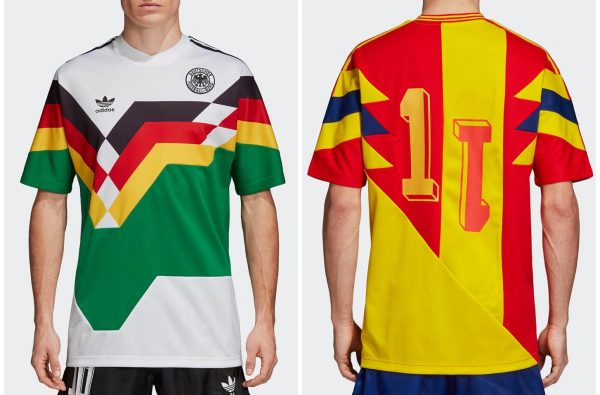 """adidas Release a Wavey World Cup Range of """"Mash Up"""" Jerseys"""
