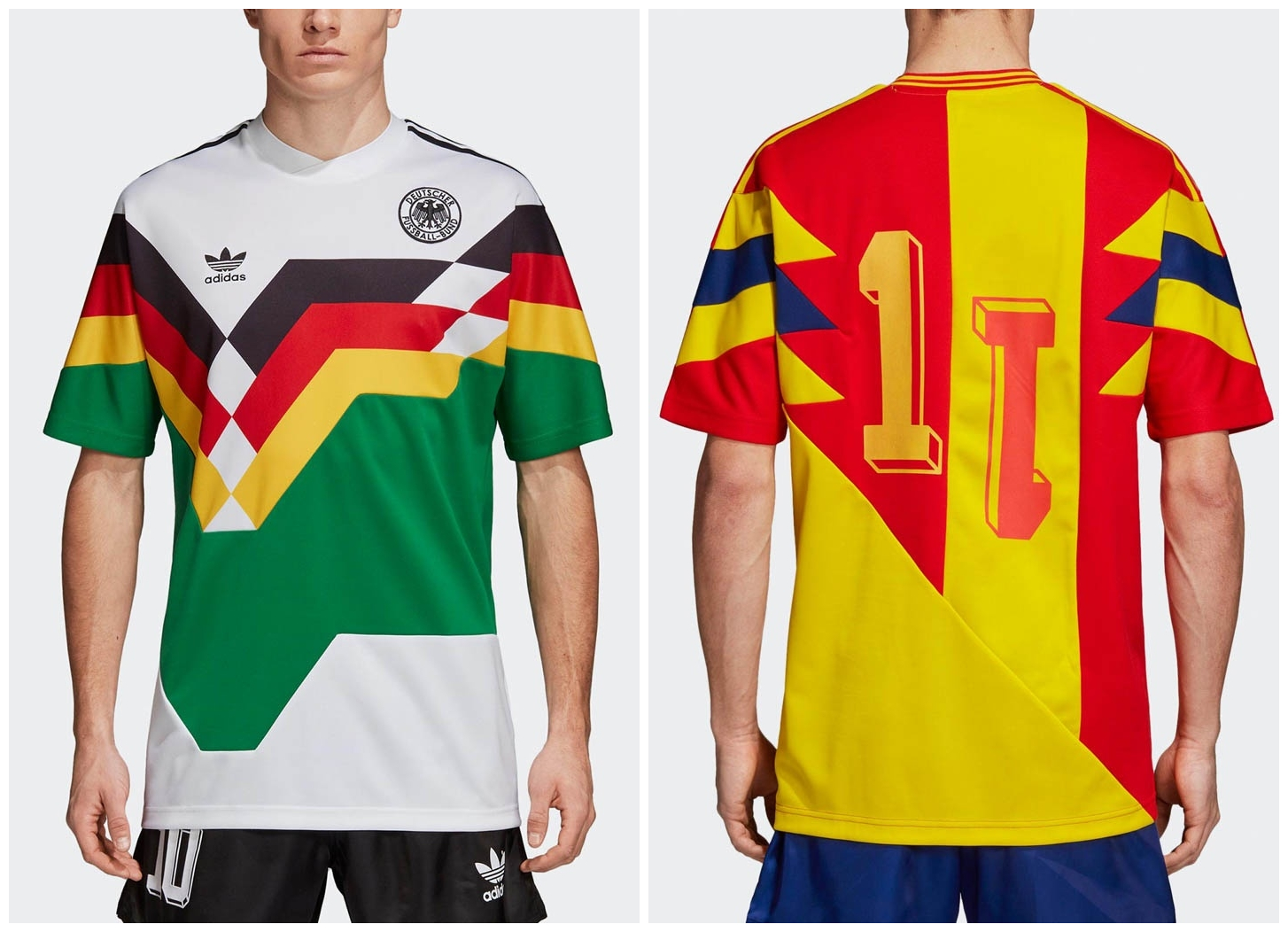 7c174c581 adidas Release a Wavey World Cup Range of