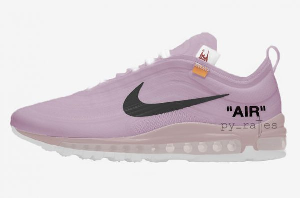 Nike and Off-White Are Set to Release a Rose-Tinted Air Max 97