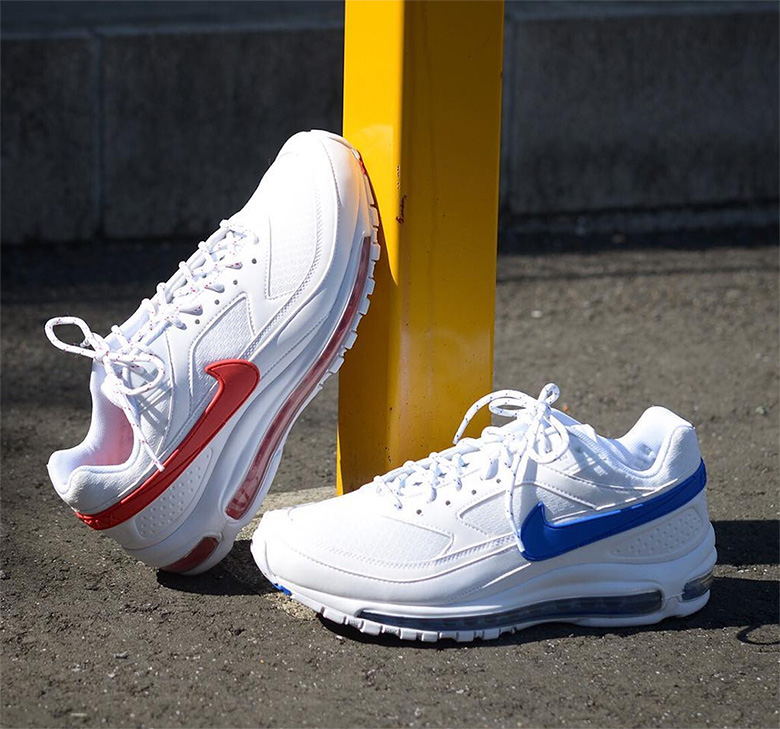 size 40 63a13 13640 Get the First Look at Skepta and Nike's New SkAir Max 97/BW