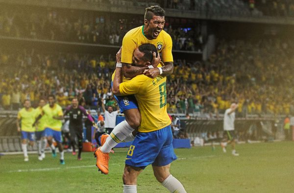 Brazil Just Announced a Stacked 23-Man Squad for the World Cup