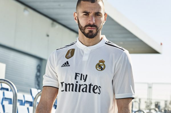 adidas and Real Madrid Unveil Fresh Home and Away Kits for 2018/19