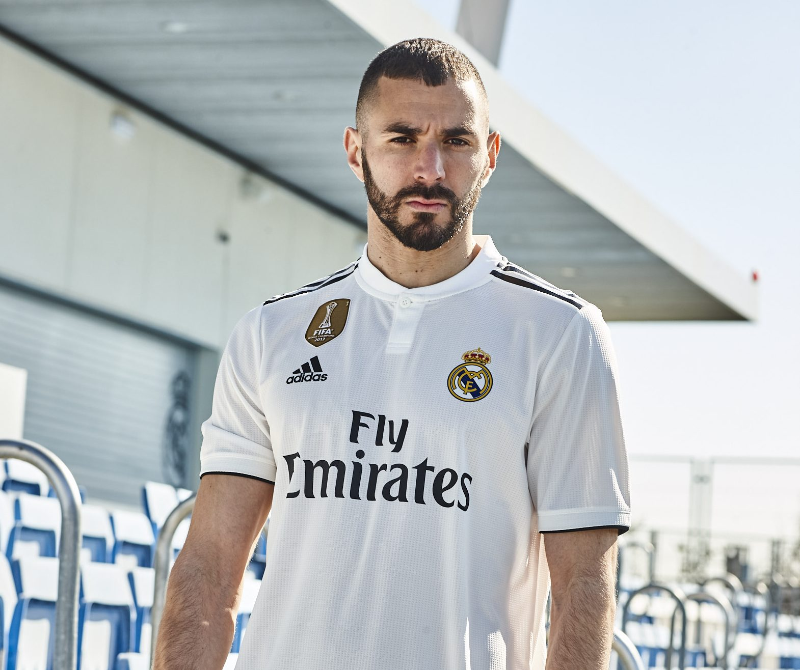 low priced 31114 7ee5b adidas and Real Madrid Unveil Fresh Home and Away Kits for ...