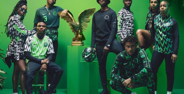 Nike and Nigeria Are Reportedly Dropping Another Wavey Collection Next Year