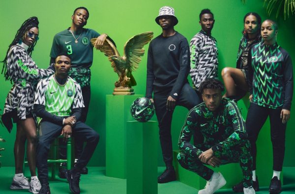 Nike and Nigeria Just Announced a New Partnership That's Record-Breaking for African Football