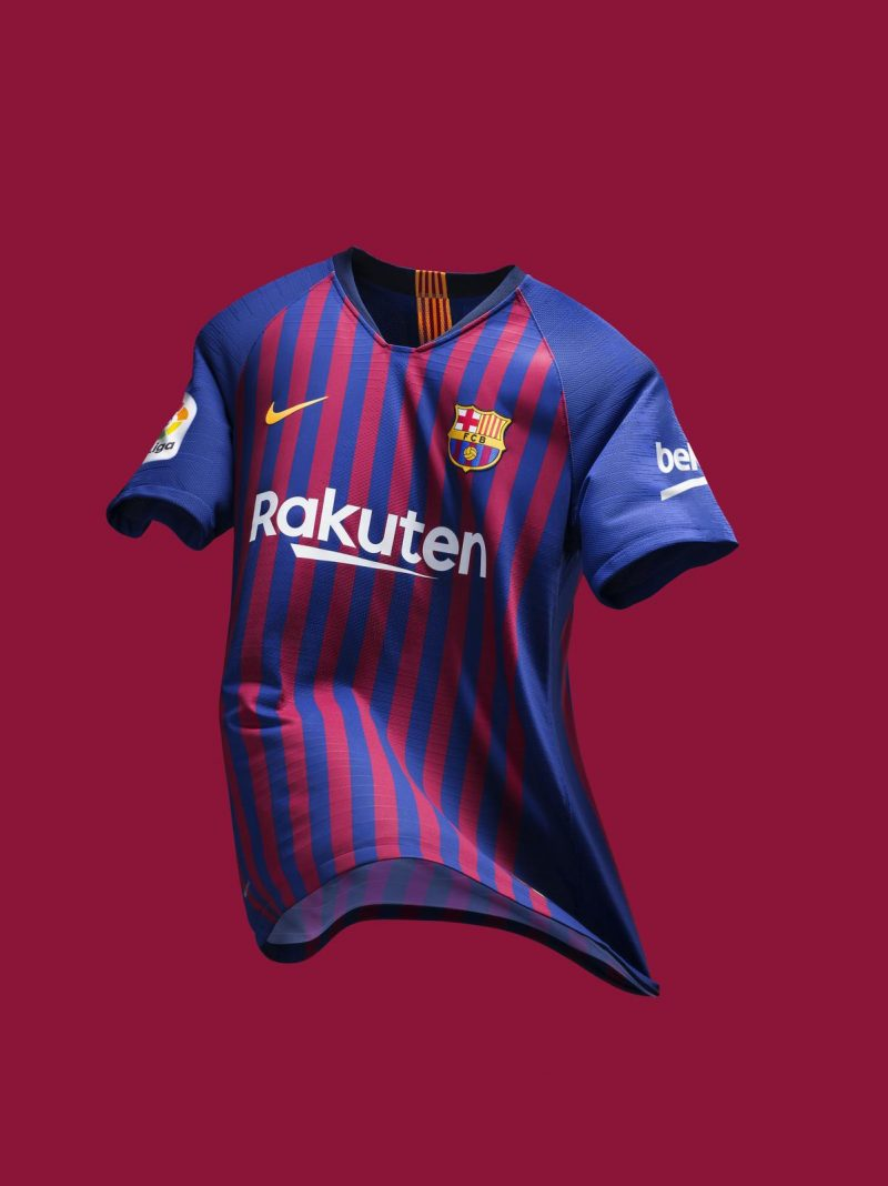 You Can Now Cop Fc Barcelona And Nike S 2018 19 Home Kit