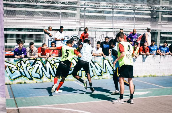 Neymar Jr's Fives and the UK's Best Ballers Just Shut Down Birmingham