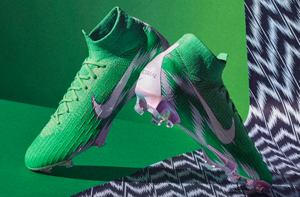 Nike is Dropping a New Mercurial Boot Inspired by Nigeria's World Cup Kit