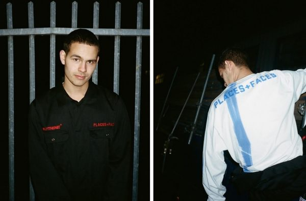 Slowthai Models POLYTHENE* OPTICS and Places+Faces' Upcoming Collection