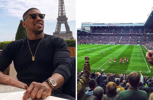Old Trafford Is Being Lined up to Host Anthony Joshua's Next Fight
