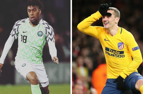 Nigeria Will Face Atletico Madrid in a One-Off 'Club vs Country' Friendly This Month