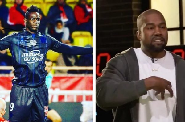 Mario Balotelli Puts Kanye West on Blast After Slavery Comments