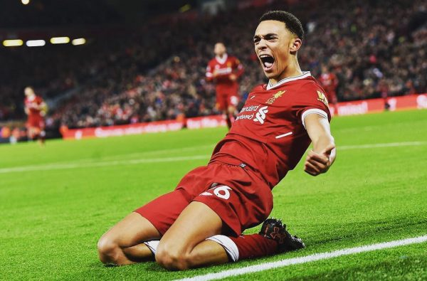 Trent Alexander Arnold Joins the Final 5 Nominees for the Golden Boy Award
