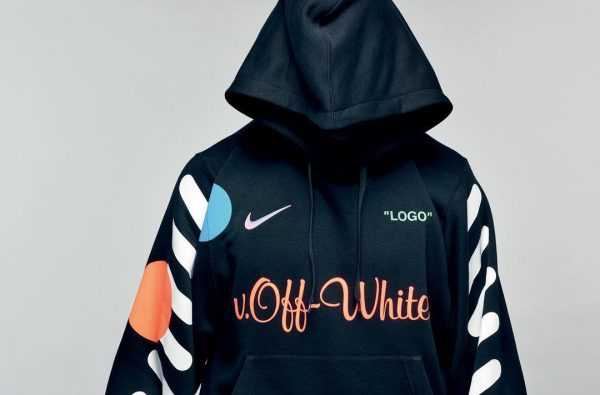 Kylian Mbappe Unveils the Off-White x Nike Football Hoodie