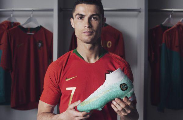Nike Celebrate Cristiano Ronaldo's Latest Landmark With New 'Edição Especial' Mercurial Superfly