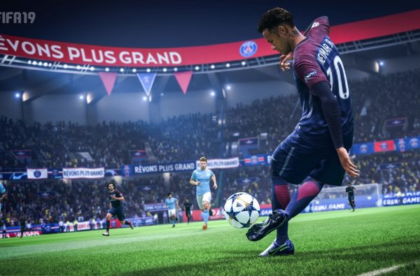 EA Sports Confirm The Champions League is Coming to FIFA 19