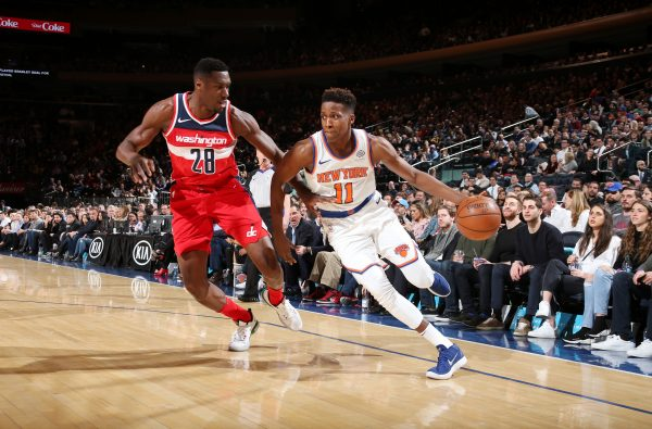 Washington Wizards and New York Knicks Will Play the 2019 NBA London Game