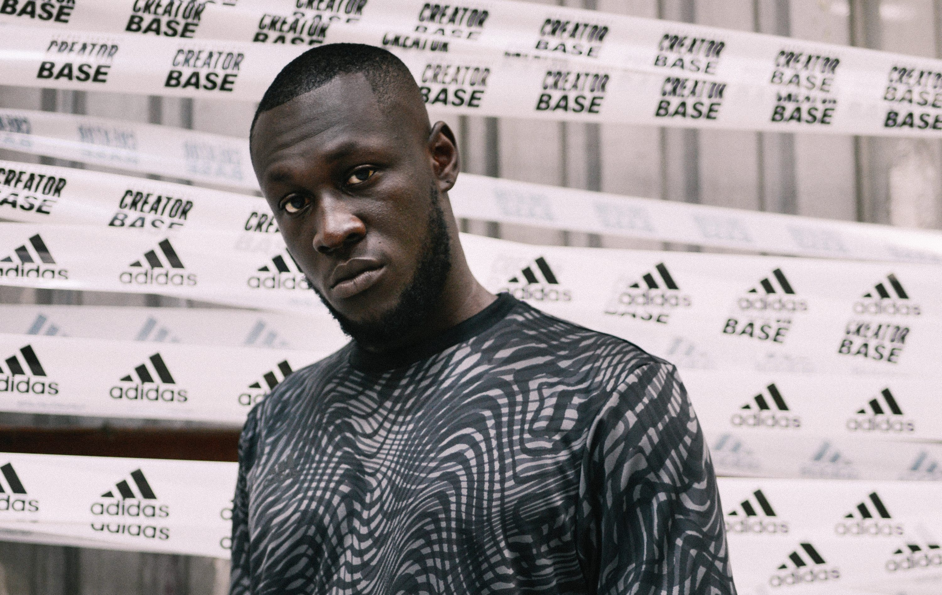 """There's an Agenda Against People Like Us"": Stormzy on Raheem Sterling, Racism in Football and Album Two"