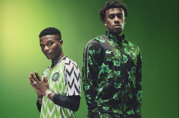 Nigeria's World Cup Kit Is Getting a Restock in London Today