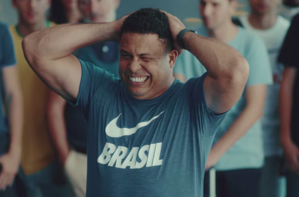 Ronaldo Recreates His Classic Airport Scene in Nike's New Brazil World Cup Advert