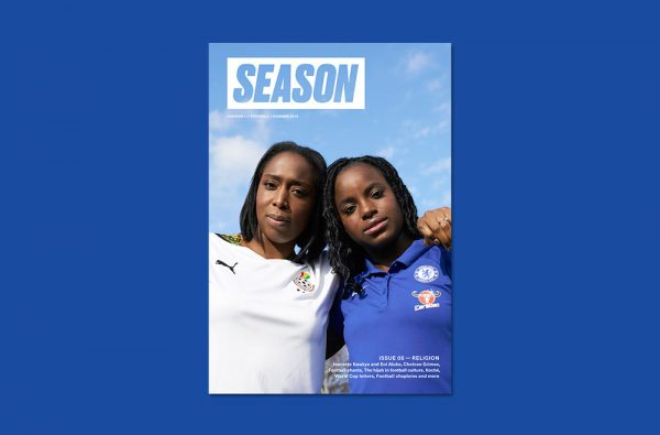 SEASON Zine Explores Religion in Female-Focussed Fifth Issue
