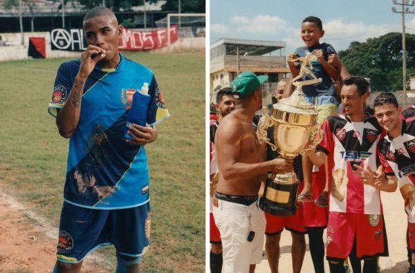 These Photos Document the Underground World of Brazilian Street Football Culture