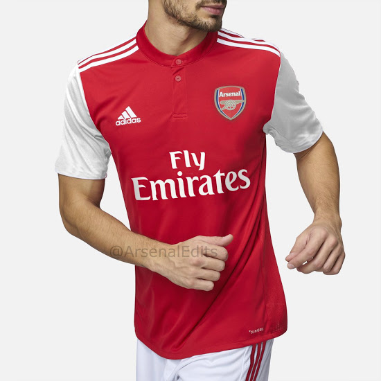 dace8e55c26 ... about their recently-unveiled PUMA 2018/19 home kit. Check out what the  reported upcoming partnership between adidas and Arsenal could look like  below.