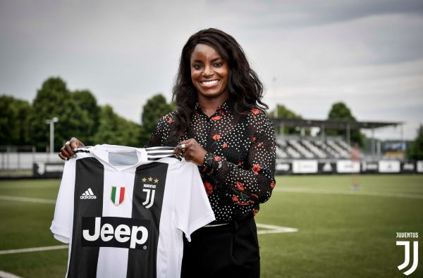 Eni Aluko Joins Juventus Women After 6 Years at Chelsea