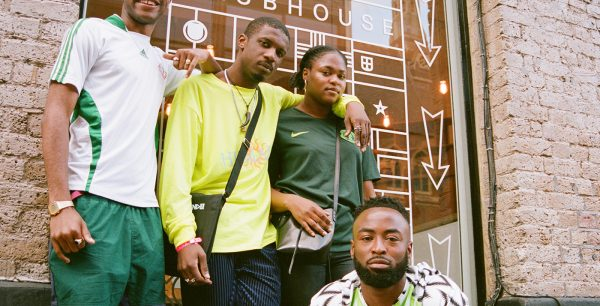 We Shut Down the International Clubhouse for Nigeria's First World Cup Game