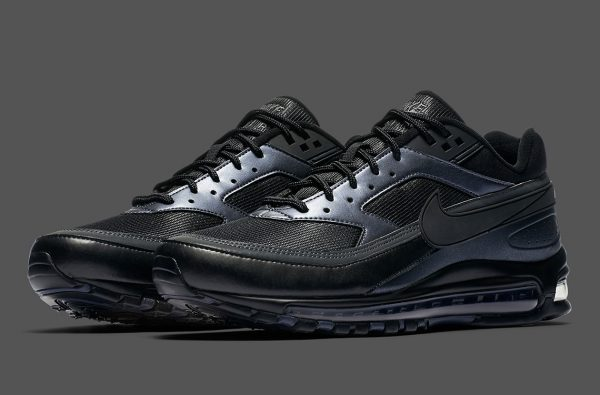 a202b9f33bd71 Skepta s Nike Air Max 97 BW Model is Dropping in a Black-on-