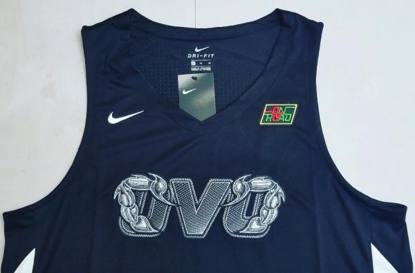 Drake has Teased an OVO x Nike Basketball Jersey