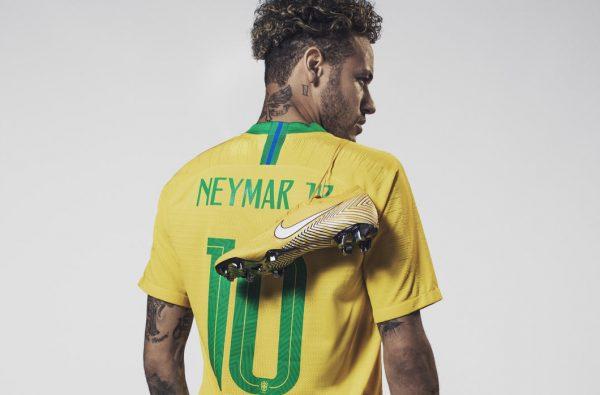"Neymar's ""Meu Jogo"" Mercurial Vapor 360 Boots Have Just Lit Up the World Cup"