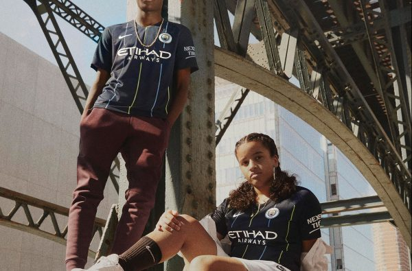 Nike Unleash Manchester City s Pin-Striped Away Kit for 2018 19 4d0dbbbcd