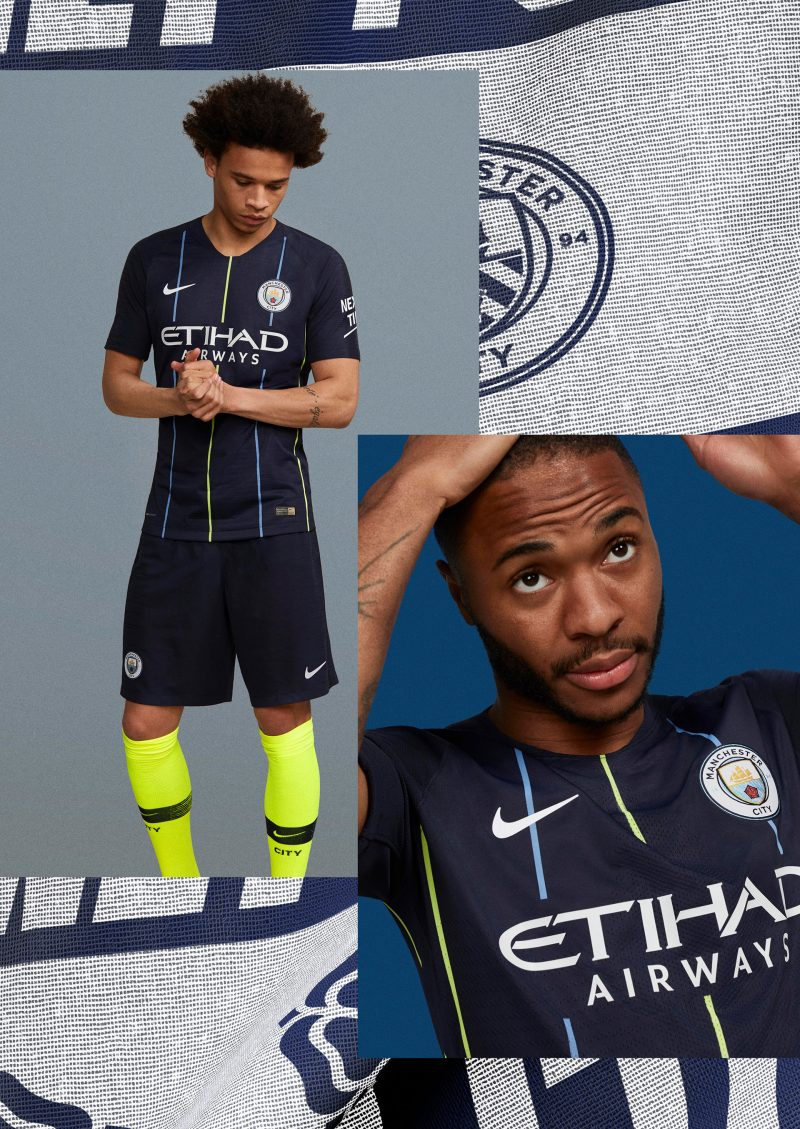 1180af32d8b2 City will take to the field against Liverpool tomorrow to wear the kit