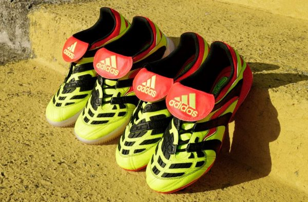 adidas Football Have Just Re-Released the Lively Predator Accelerator 'Electricity' Boot