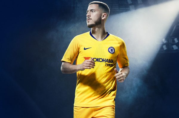 Nike Unveil Chelsea's 'Classic Yellow' 2018/19 Away Jersey