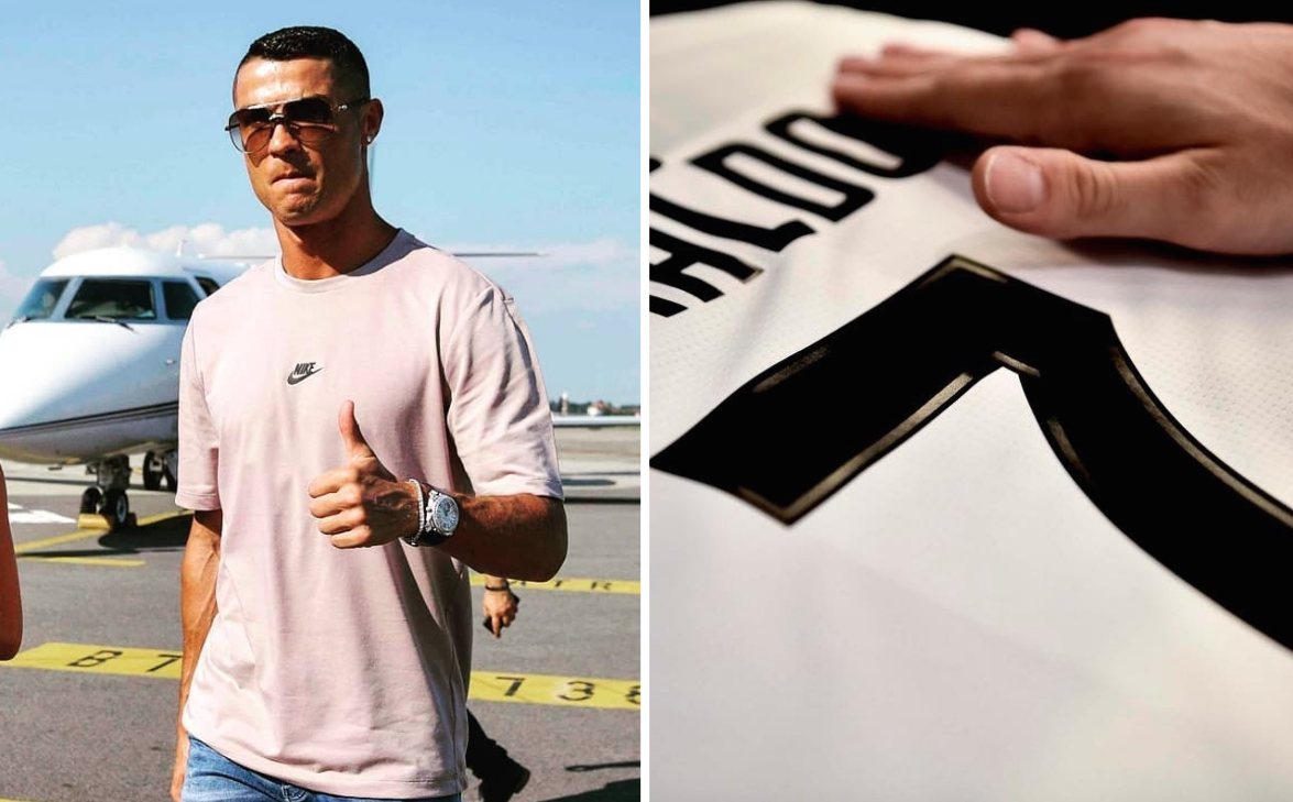 separation shoes 91973 166e7 Juventus Sold 520,000 Cristiano Ronaldo Shirts in Just 24 Hours