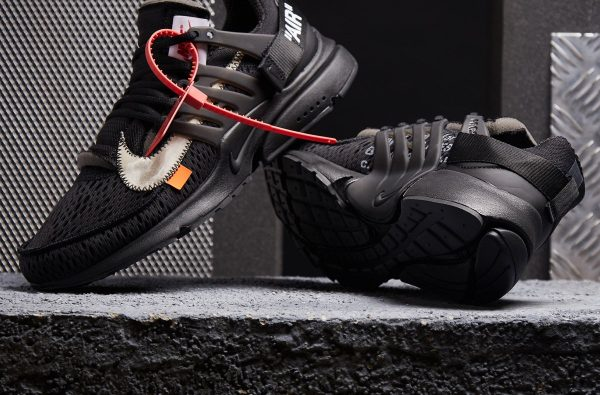 Here's How To Cop The Nike x Off-White Air Presto This Week