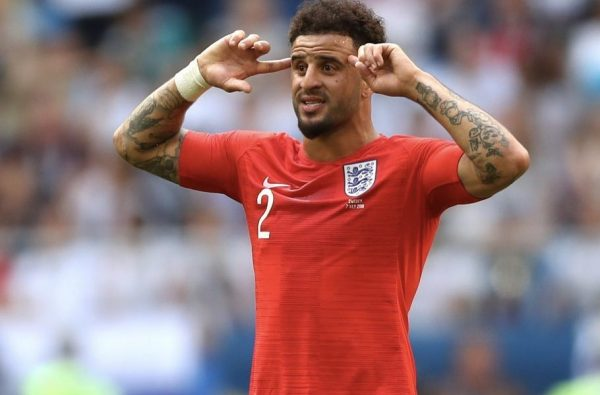 Kyle Walker Is Sending England Shirts to the Young Football Team Rescued from a Cave in Thailand