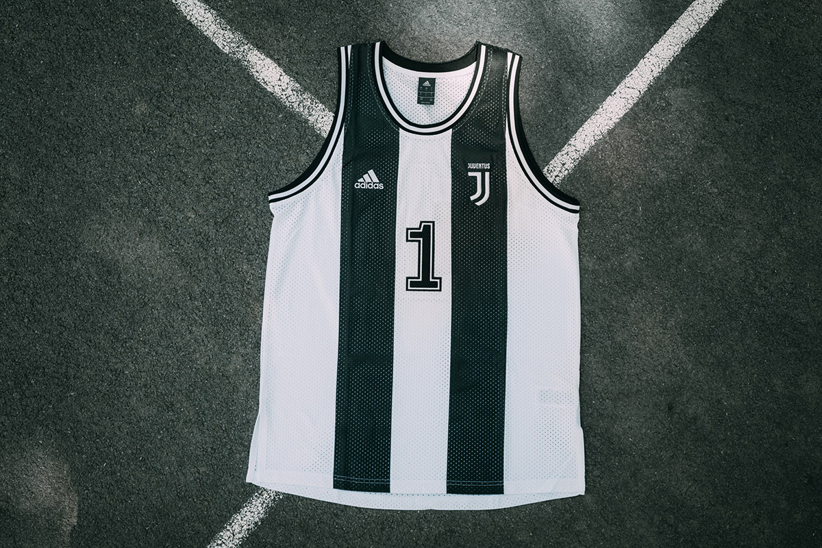 new styles 91fe3 028c8 Juventus Have Just Dropped a New adidas Basketball Jersey
