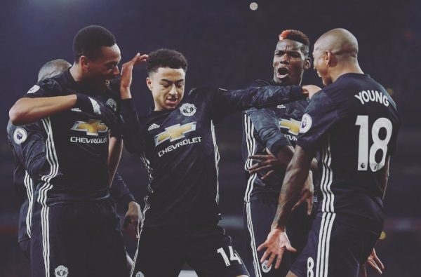 Jesse Lingard's Milly Rock Will be a New Celebration in FIFA 19
