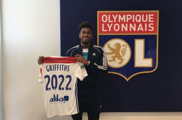 18-Year-Old English Wonderkid Reo Griffiths Joins Lyon From Spurs