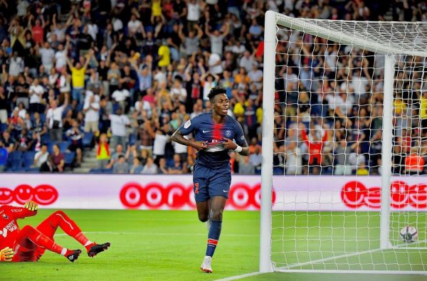 Timothy Weah Scored His First-Ever Ligue 1 Goal This Weekend