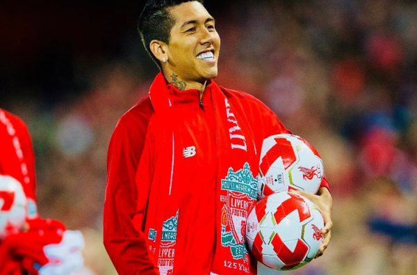 Roberto Firmino Donates £60,000 To Save Two Fans With Life-Threatening Diseases