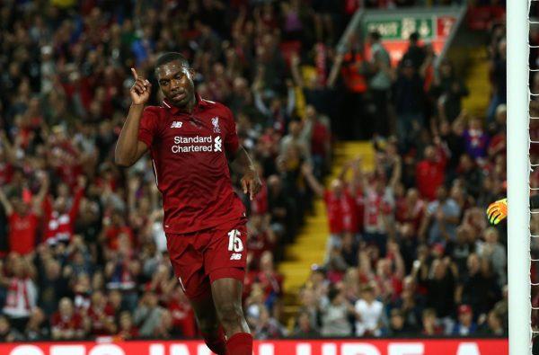 Daniel Sturridge's Rocket Against Chelsea has been Voted Goal Of The Month