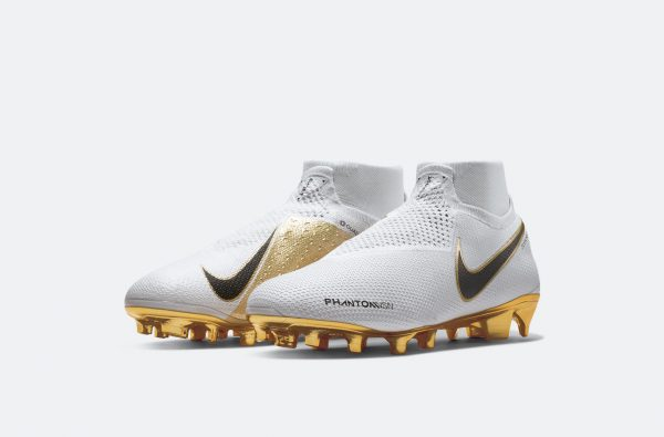 Nike Football Drop Super-Limited PhantomVSN Gold Boot