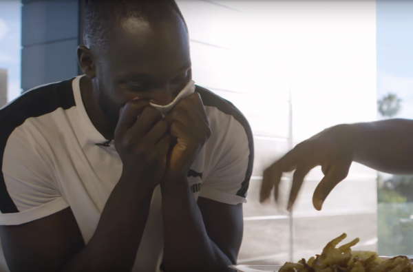 NBA Star Serge Ibaka Cooks Chicken Feet for Romelu Lukaku in Latest Episode of His Own YouTube Series