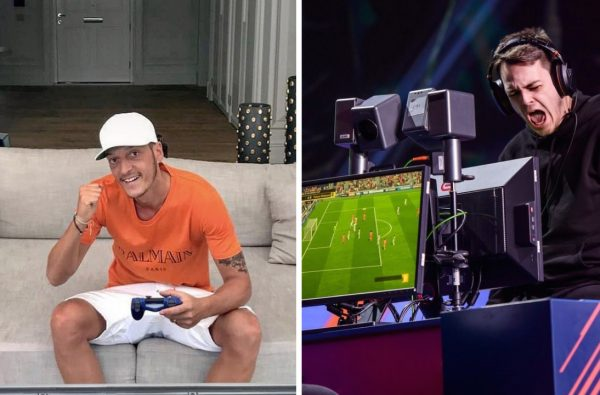 Mesut Özil Is Starting His Own FIFA eSports Team and He's Now Recruiting Players