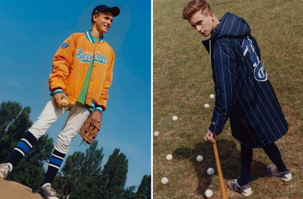 Champion and BEAMS Link Up for a Baseball-Themed A/W Collection