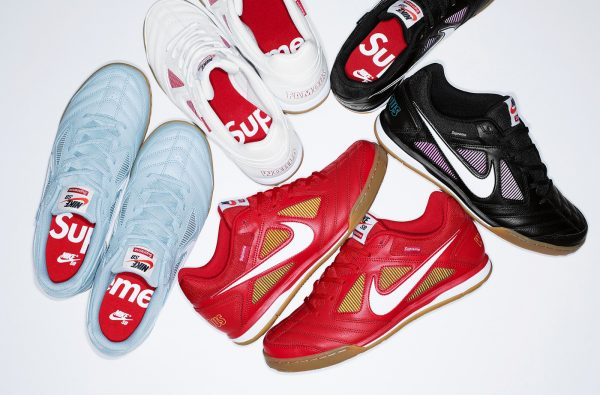 Here's How You Can Cop the Supreme x Nike SB Gato Sneaker